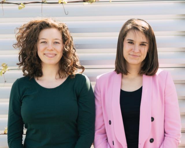 Marija Barisic und Laura Fischer