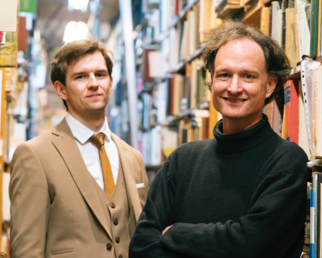 Maximilian Hauptmann, Stefan Kutzenberger