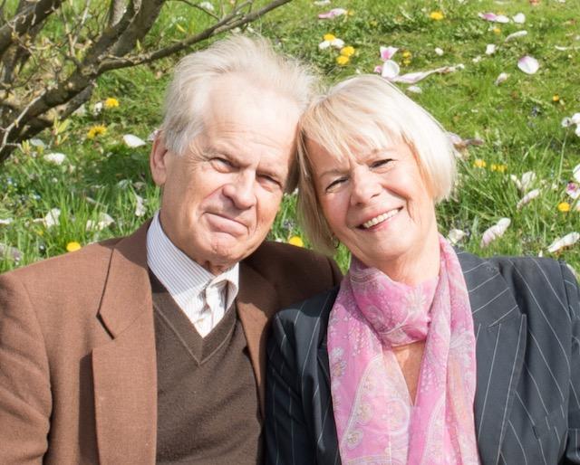 Bernhard & Magda Bauer